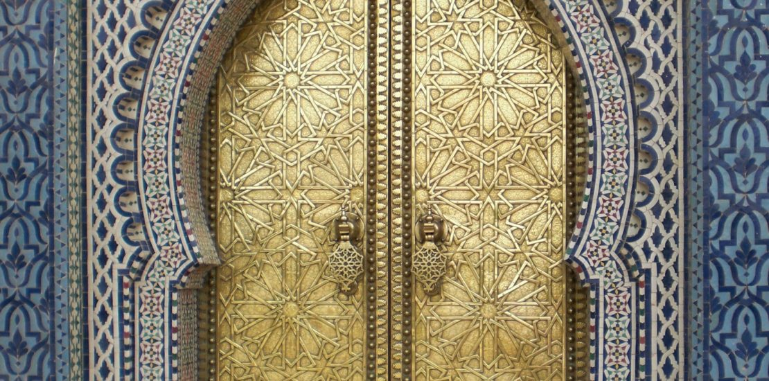 דלת כניסה לבית